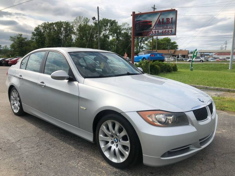 2007 BMW 3 Series for sale at Albi Auto Sales LLC in Louisville KY
