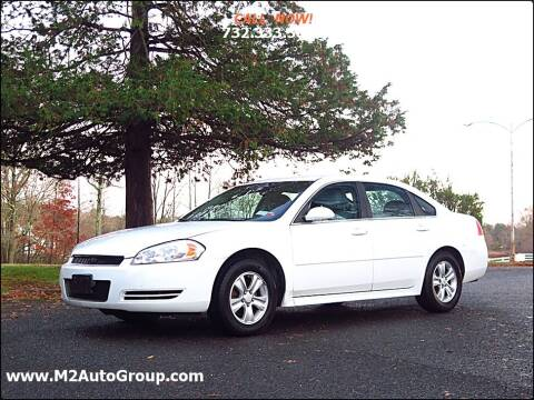 2012 Chevrolet Impala for sale at M2 Auto Group Llc. EAST BRUNSWICK in East Brunswick NJ