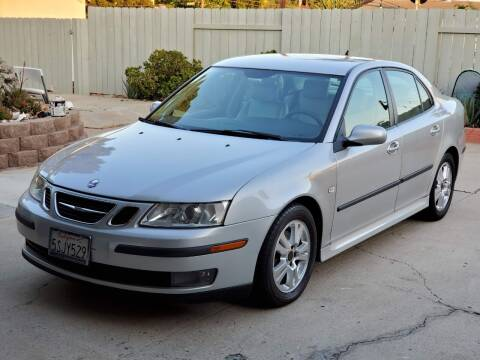 2006 Saab 9-3 for sale at Gold Coast Motors in Lemon Grove CA