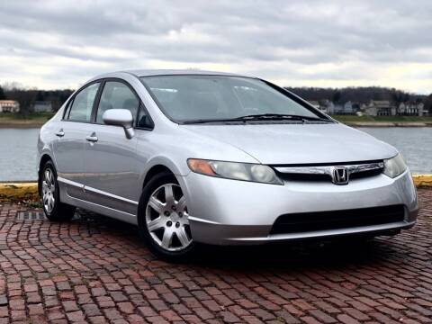2008 Honda Civic for sale at PUTNAM AUTO SALES INC in Marietta OH
