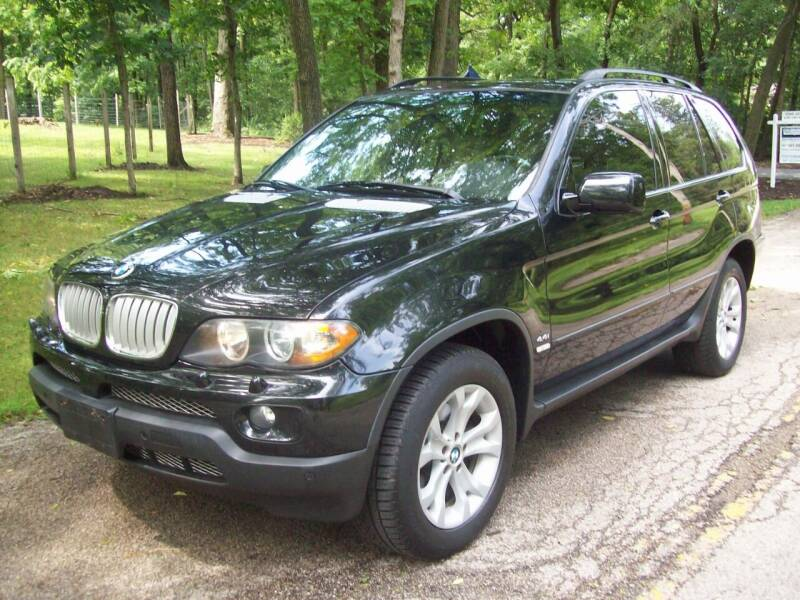 2006 BMW X5 for sale at Edgewater of Mundelein Inc in Wauconda IL