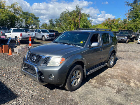 2008 Nissan Pathfinder for sale at Vuolo Auto Sales in North Haven CT