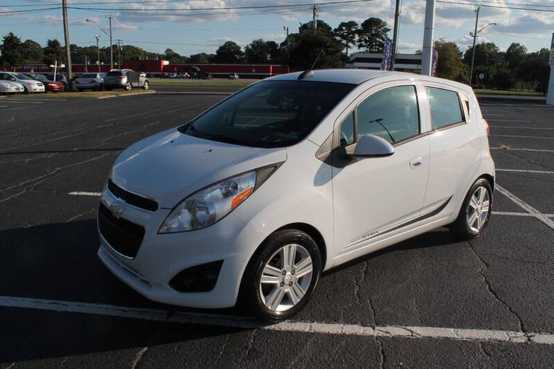 2015 Chevrolet Spark for sale at Drive Now Auto Sales in Norfolk VA