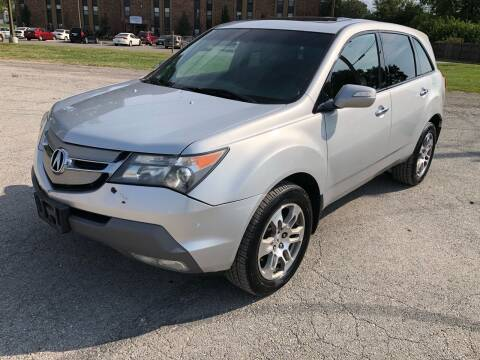 2008 Acura MDX for sale at Supreme Auto Gallery LLC in Kansas City MO