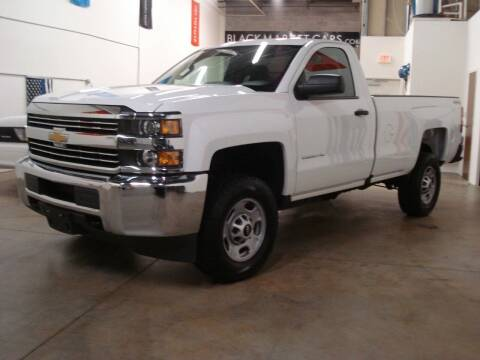 2016 Chevrolet Silverado 2500HD for sale at DRIVE INVESTMENT GROUP in Frederick MD