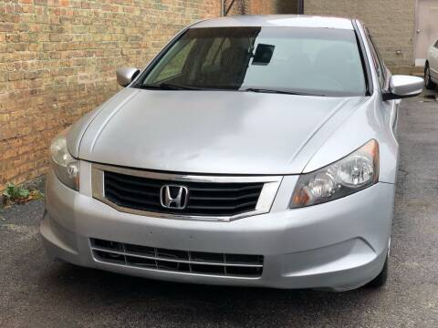 2010 Honda Accord for sale at Alpha Motors in Chicago IL
