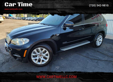 2013 BMW X5 for sale at Car Time in Denver CO