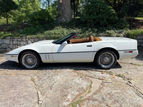 1990 Chevrolet Corvette for sale at ELIZABETH AUTO SALES in Elizabeth PA