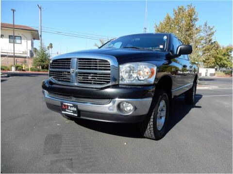 2007 Dodge Ram Pickup 1500 for sale at A-1 Auto Wholesale in Sacramento CA