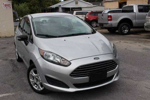2014 Ford Fiesta for sale at SAI Auto Sales - Used Cars in Johnson City TN
