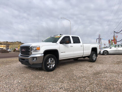 2015 GMC Sierra 2500HD for sale at 1st Quality Motors LLC in Gallup NM