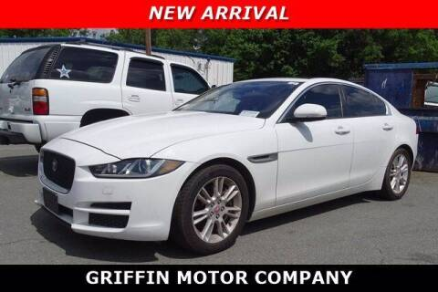 2017 Jaguar XE for sale at Griffin Buick GMC in Monroe NC
