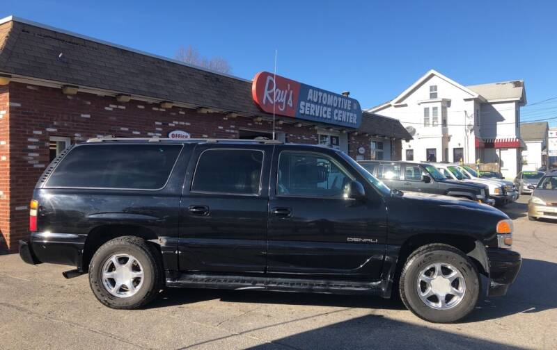 2005 GMC Yukon XL for sale at RAYS AUTOMOTIVE SERVICE CENTER INC in Lowell MA