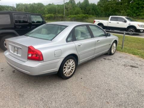 2006 Volvo S80 for sale at UpCountry Motors in Taylors SC