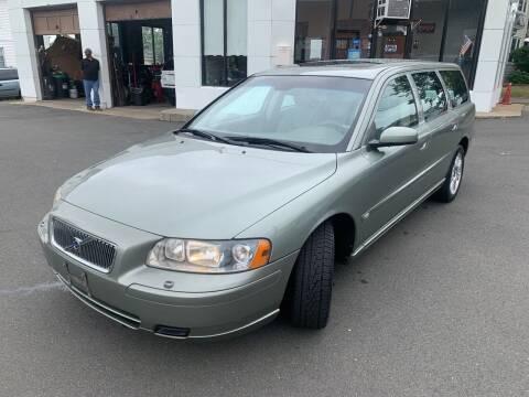2006 Volvo V70 for sale at European Motors in West Hartford CT