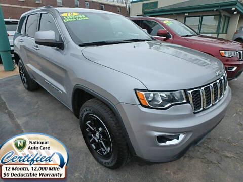 2018 Jeep Grand Cherokee for sale at Jon's Auto in Marquette MI