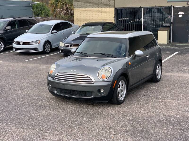 2010 MINI Cooper Clubman for sale at GREAT DEAL AUTO in Tampa FL