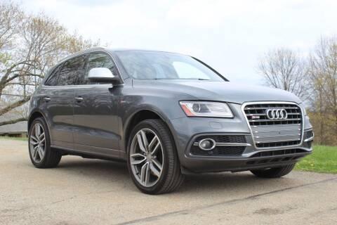 2015 Audi SQ5 for sale at Harrison Auto Sales in Irwin PA