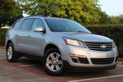 2014 Chevrolet Traverse for sale at DFW Universal Auto in Dallas TX
