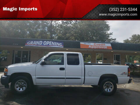 2006 GMC Sierra 1500 for sale at Magic Imports in Melrose FL