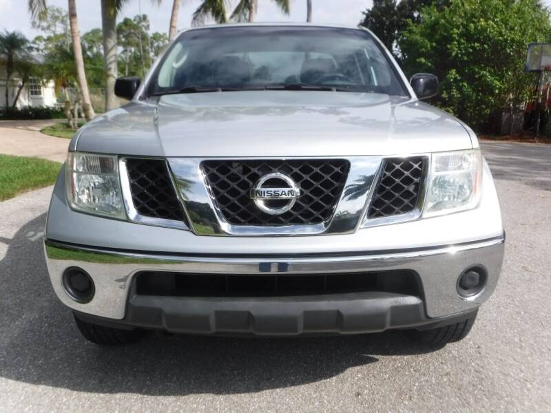 2005 Nissan Frontier for sale at Seven Mile Motors, Inc. in Naples FL