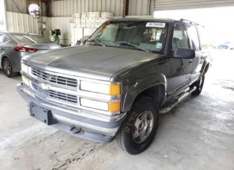 1999 Chevrolet Suburban for sale at C & P Autos, Inc. in Ruston LA