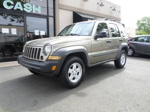 2005 Jeep Liberty for sale at Wilson-Maturo Motors in New Haven Ct CT