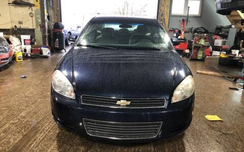 2007 Chevrolet Impala for sale at Six Brothers Auto Sales in Youngstown OH