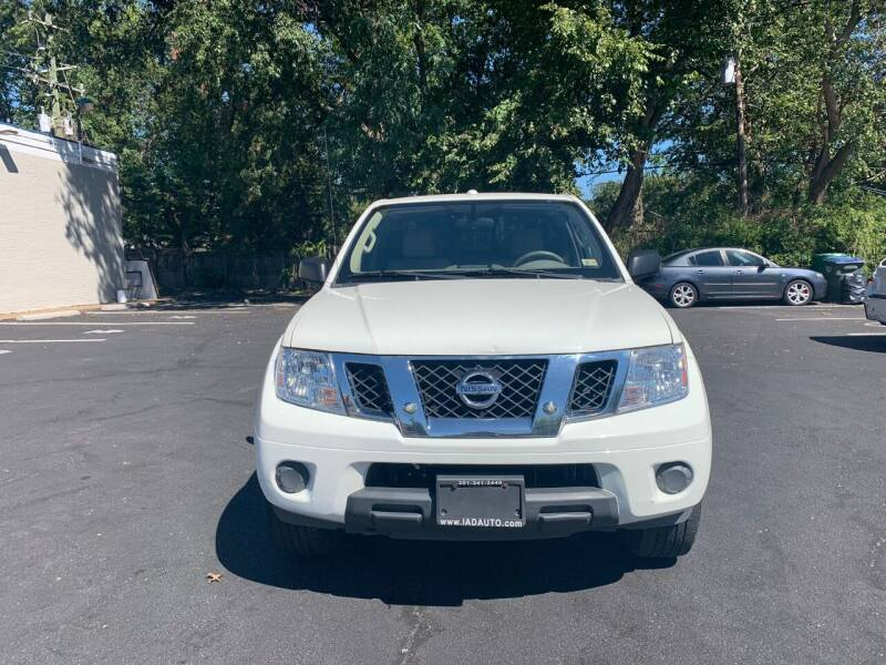 2015 Nissan Frontier for sale at FIRST CLASS AUTO in Arlington VA