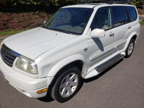 2005 Suzuki XL7 for sale at KC Cars Inc. in Portland OR