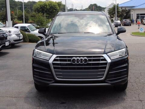 2018 Audi Q5 for sale at Auto Finance of Raleigh in Raleigh NC