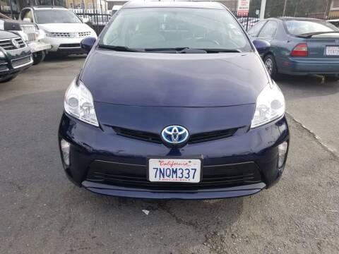 2015 Toyota Prius for sale at Gateway Motors in Hayward CA
