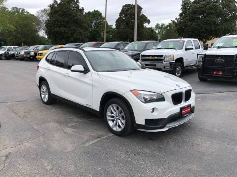 2015 BMW X1 for sale at WILLIAMS AUTO SALES in Green Bay WI