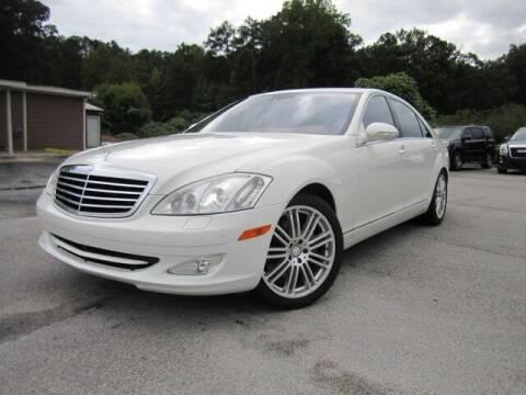 2008 Mercedes-Benz S-Class for sale at Atlanta Luxury Motors Inc. in Buford GA