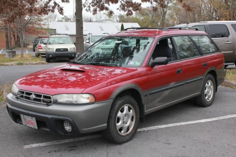 1997 Subaru Legacy for sale at Auto Bahn Motors in Winchester VA