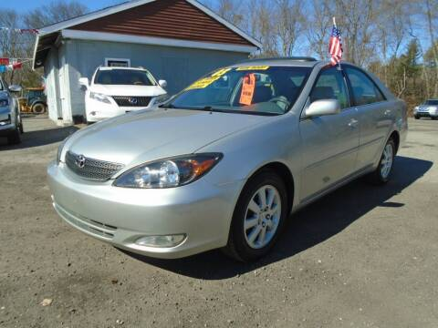 2003 Toyota Camry for sale at Taunton Auto & Truck Sales in Taunton MA