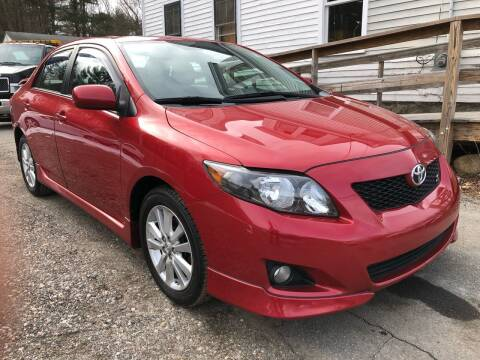 2010 Toyota Corolla for sale at Specialty Auto Inc in Hanson MA