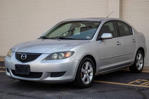 2006 Mazda MAZDA3 for sale at Carland Auto Sales INC. in Portsmouth VA