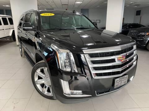 2018 Cadillac Escalade ESV for sale at Auto Mall of Springfield in Springfield IL