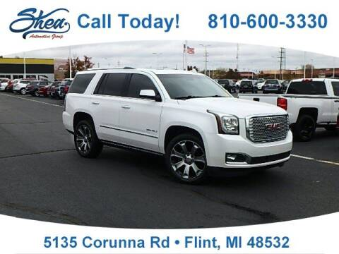 2017 GMC Yukon for sale at Jamie Sells Cars 810 - Linden Location in Flint MI