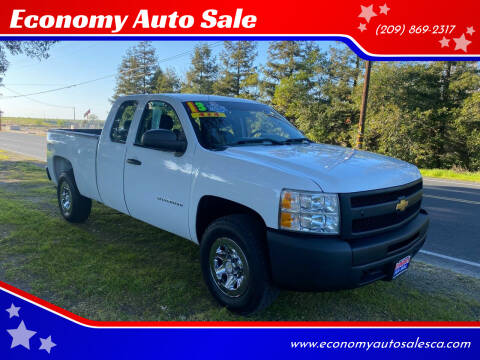 2013 Chevrolet Silverado 1500 for sale at Economy Auto Sale in Modesto CA