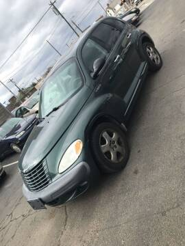 2001 Chrysler PT Cruiser for sale at Rod's Automotive in Cincinnati OH