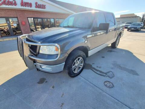 2005 Ford F-150 for sale at Eden's Auto Sales in Valley Center KS