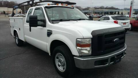 2008 Ford F-250 Super Duty for sale at Moores Auto Sales in Greeneville TN