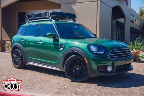 2020 MINI Countryman for sale at Mcandrew Motors in Arlington TX