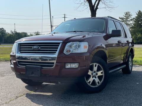 2010 Ford Explorer for sale at MAGIC AUTO SALES in Little Ferry NJ