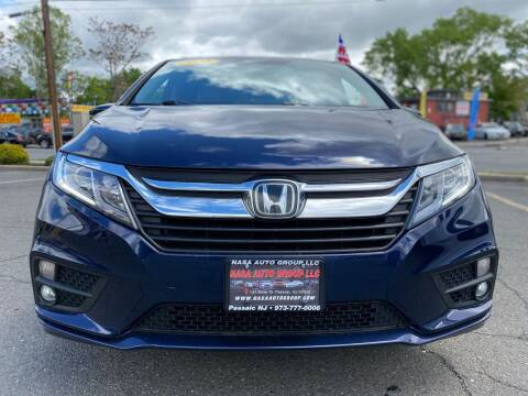 2018 Honda Odyssey for sale at Nasa Auto Group LLC in Passaic NJ