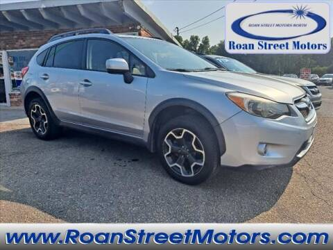 2013 Subaru XV Crosstrek for sale at PARKWAY AUTO SALES OF BRISTOL - Roan Street Motors in Johnson City TN
