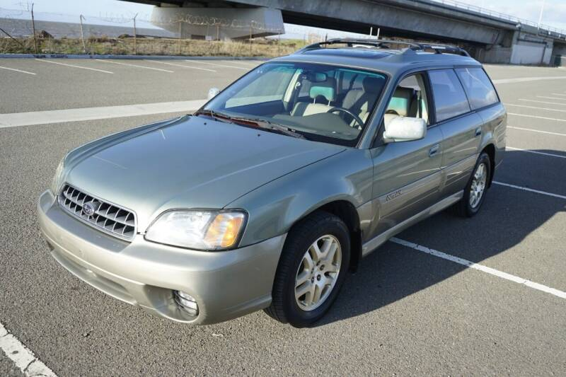 2003 Subaru Outback for sale at Sports Plus Motor Group LLC in Sunnyvale CA
