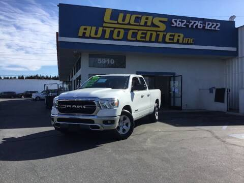 2019 RAM Ram Pickup 1500 for sale at Lucas Auto Center in South Gate CA